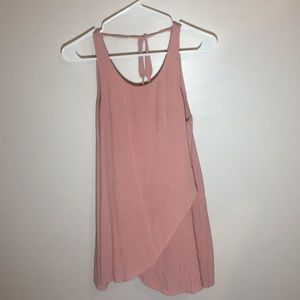 Forever 21 Nude/Pink Dress